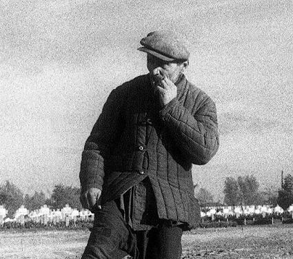 Борис Лунин после освобождения